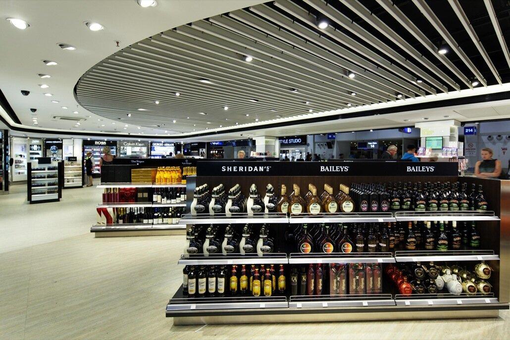 Antalya Duty Free Store 2