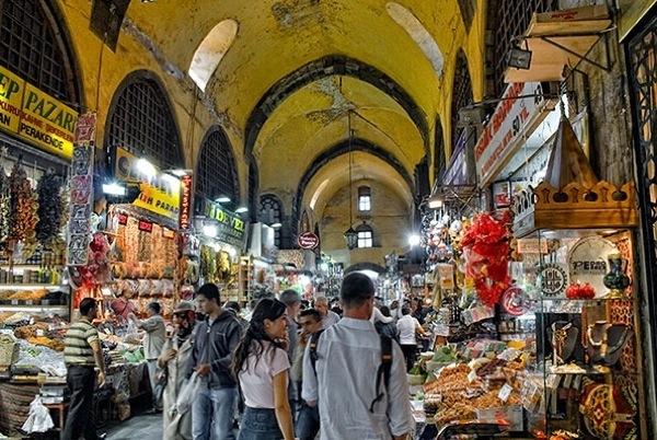 Egipet-bazar