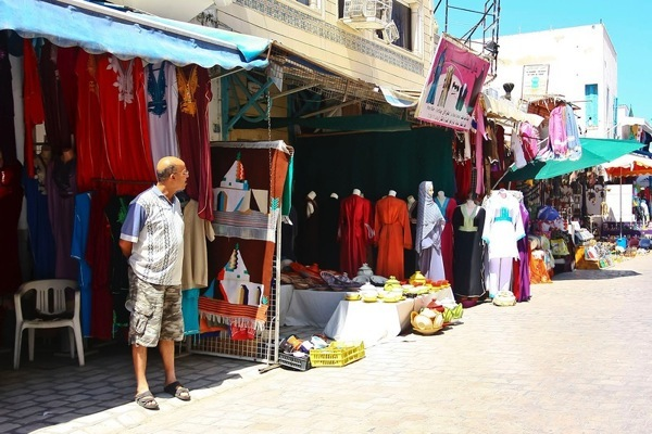 Tunisia-odegda