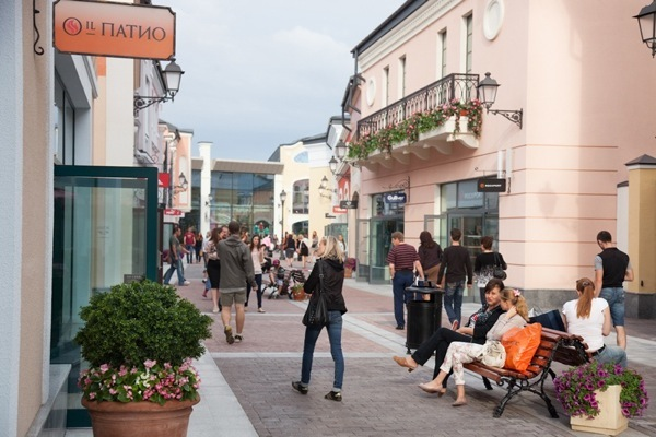 Бренды | Outlet Village - Belaya Dacha