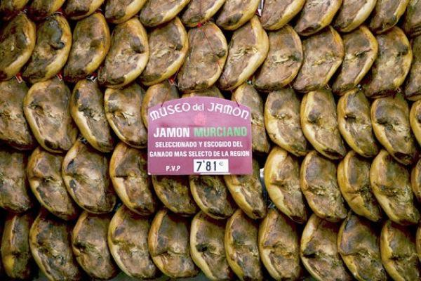 Spain - Tourism - Museo del Jamon