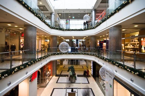 Шоппинг в Люблине  торговые центры 94ab2ec019443