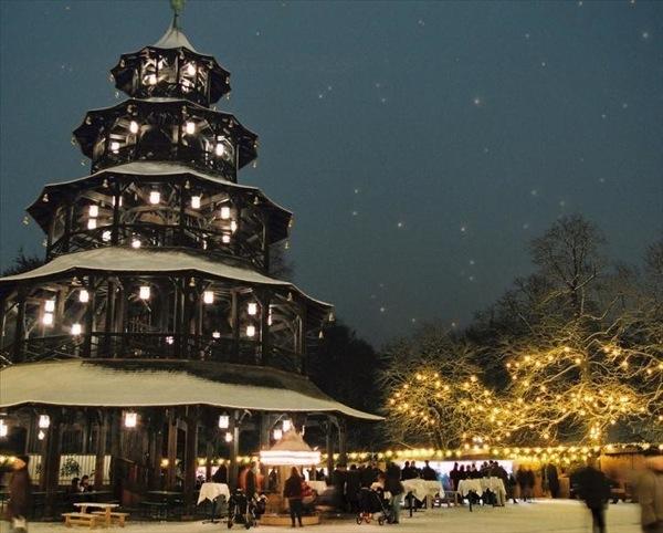 Chinesisches Turm