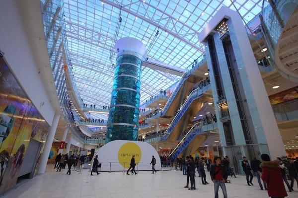 Лучшие торговые центры москвы рядом с метро