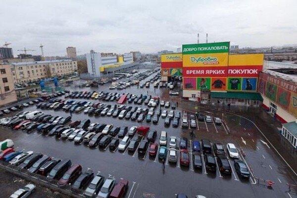 Вещевой рынок Дубровка