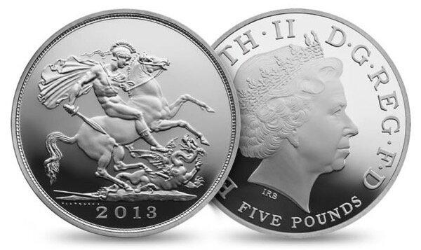 British Sovereign Silver