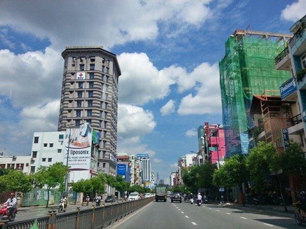 Nam Ky Khoi Nghia road