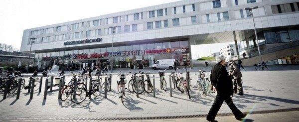 Dusseldorf Arcaden