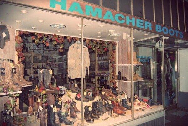 Hamacher Boots